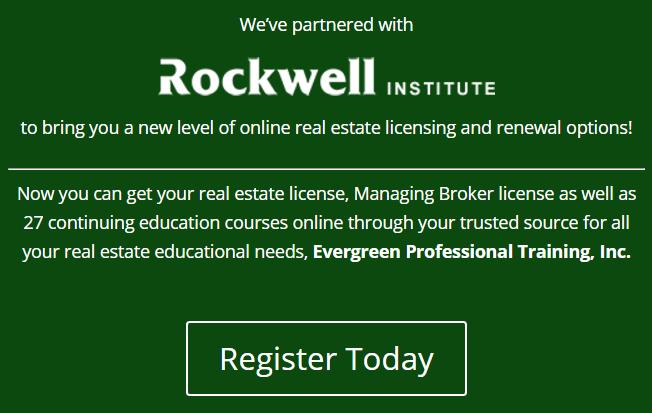 Evergreen Professional Training, Inc.